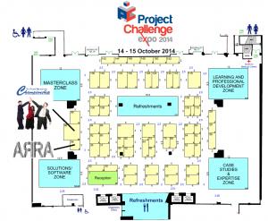 PCExpo14 floorplan