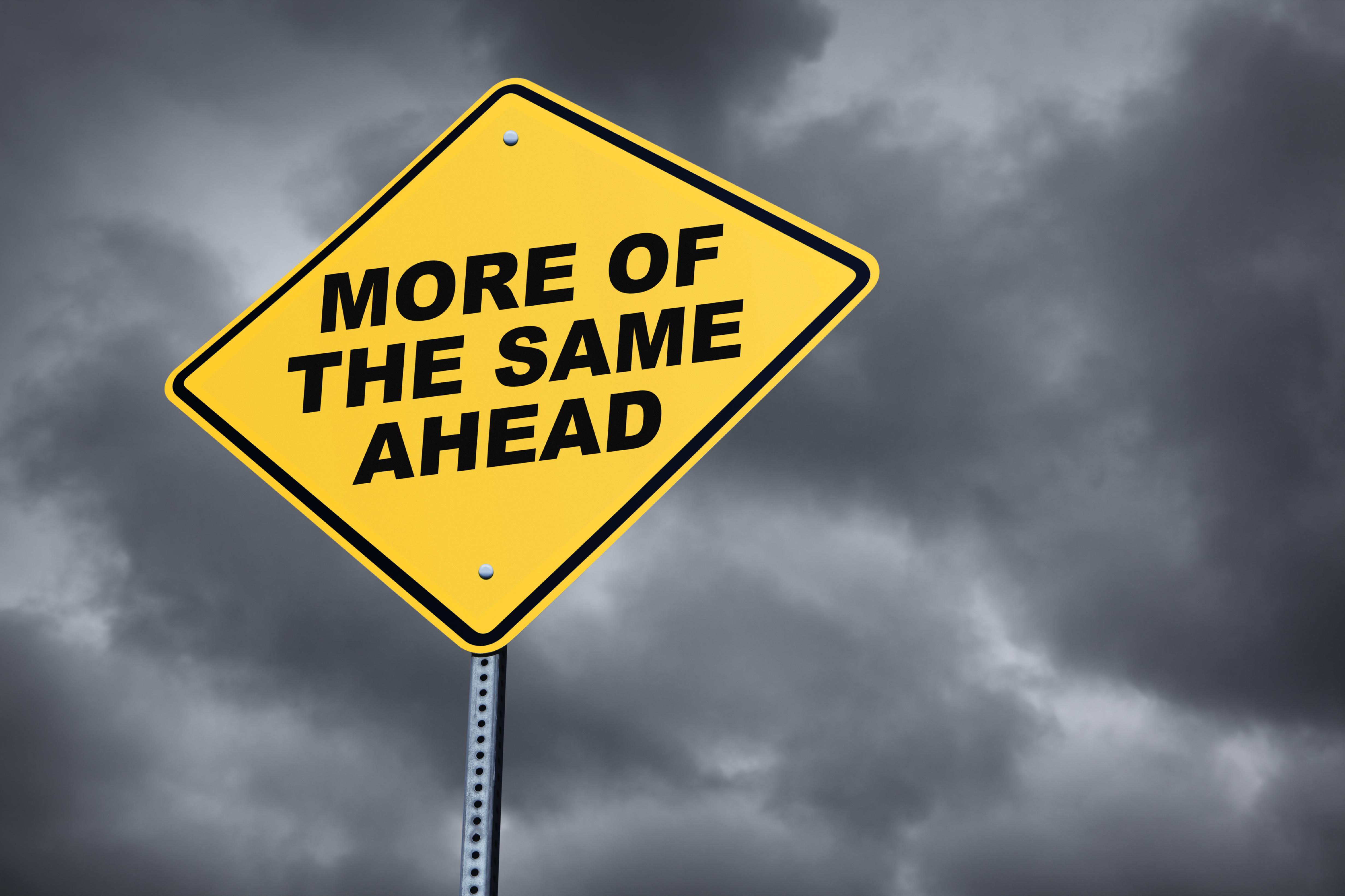 Same old approach same old results arra management ltd for More com