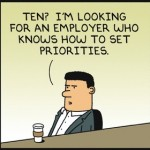 Dilber - select the right employer