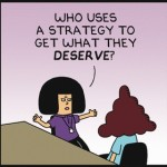 Dilbert job strategy#