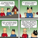 Dilbert - CEO truthed