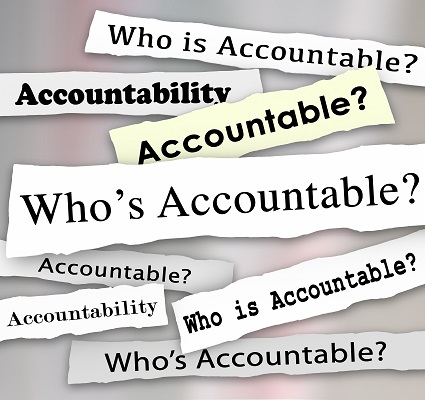 Who's Accountable Headlines News Investigation Responsibility